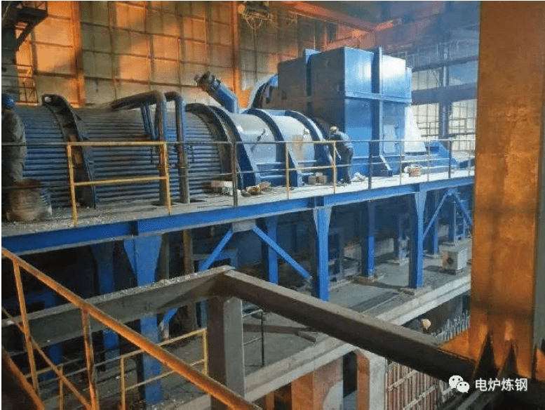 1 - [Original Article] Why continuous feeding is so hot, electric steelmaking output doubled! Daily production of 40-50 furnace!