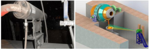 .png - Slag detection and slag blocking linkage system for converter/electric furnace