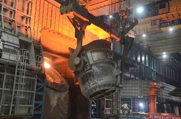 .jpg - Types of converter steelmaking and analysis of damage mechanism of refractory lining used