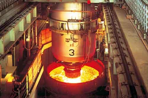 1 6 5 01 - Steelmaking process - secondary refining