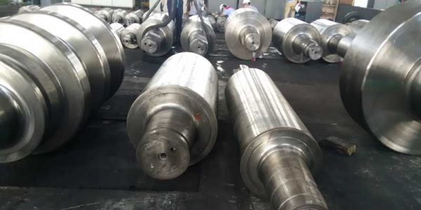 rolling mill rolls material