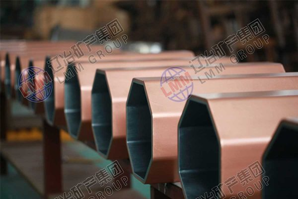 copper mould tube 1 600x400 - Non-standard copper mould tubes
