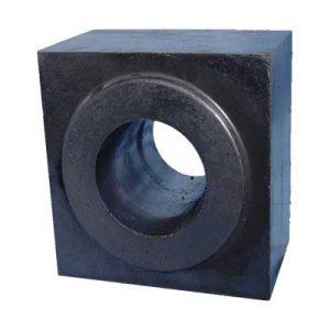 slide gate plate 6 300x300 - Alumina Zirconia Carbon Slide Plate