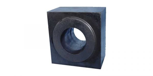 slide gate plate 6 600x300 - Ladle Nozle Block and Porous Well Block