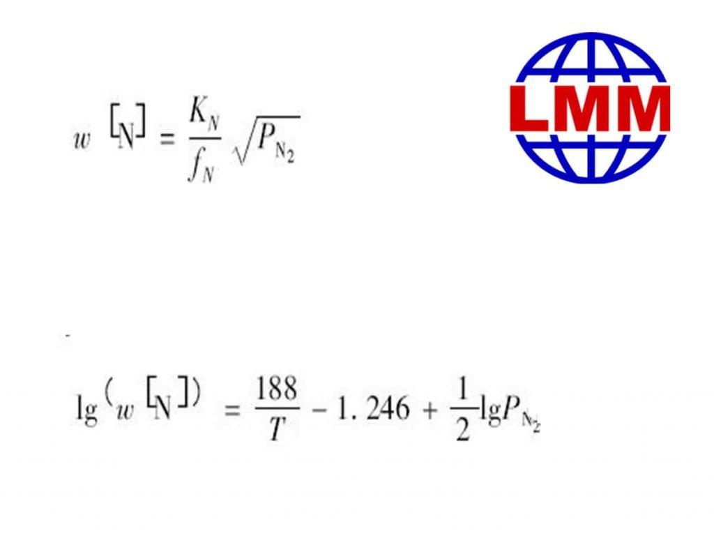 1 3 1024x768 - Research on Nitrogen Control Process in Converter Steelmaking Process