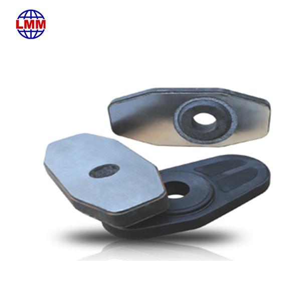 Alumina Carbon Sliding Plate