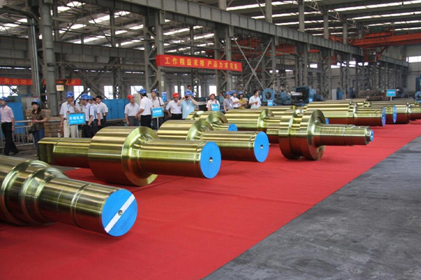 Back Up Roll 1 - rolling mill roll lmm