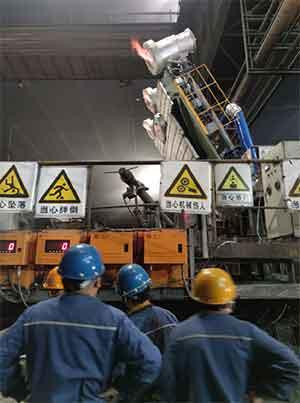 Second generation regenerative roaster2 - Second-generation regenerative roaster-steel plant