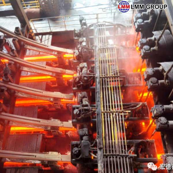 Steels electric furnace steelmaking plant4 - 1322 furnace! The furnace age of Hongde Steel's electric furnace steelmaking plant has set a new record! !