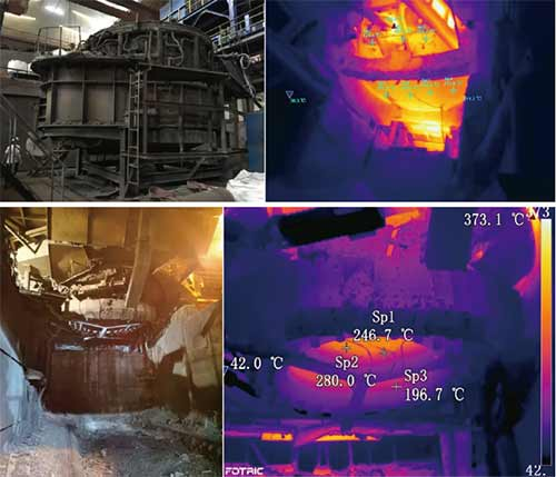 electric furnace refractories - Check for defects in electric furnace refractories, and you can do it like this!