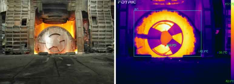 electric furnace refractory material6 - Using new technology to solve the defect of electric furnace refractory material