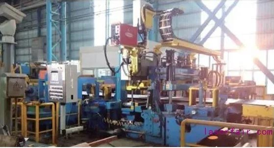 steel continuous rolling laser welding machine equipped 1 - China's first stainless steel continuous rolling laser welding machine-equipped with 6kW disc laser-successfully developed by MCC South